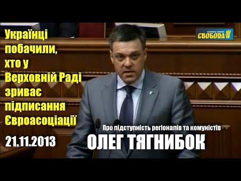 Олег Тягнибок: