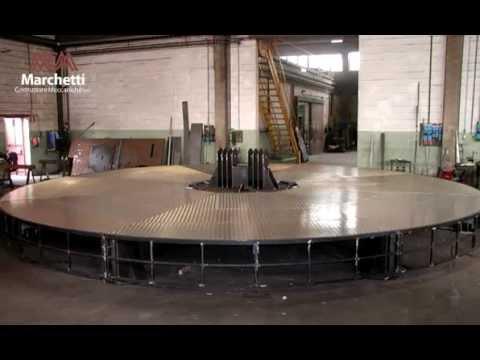 Carpenteria Meccanica per Parchi di Divertimento