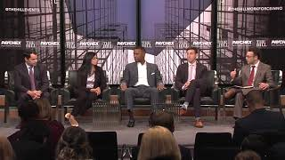 Workers + The Innovation Age // Panel: Employers, Employees and the Evolution of Work