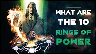 What Are The Mandarins Ten Rings Of Power?