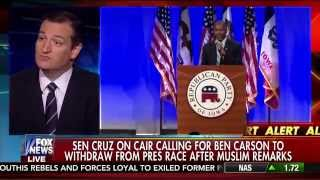 Ted Cruz on Your World with Neil Cavuto