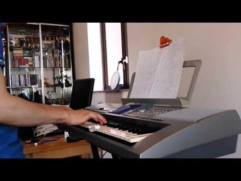 明日晴 (求婚大作戰 主題曲) 中文版 - 電子琴自彈自唱