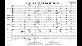 Work Song/At the End of the Day (from Les Misérables) arr. Michael Sweeney
