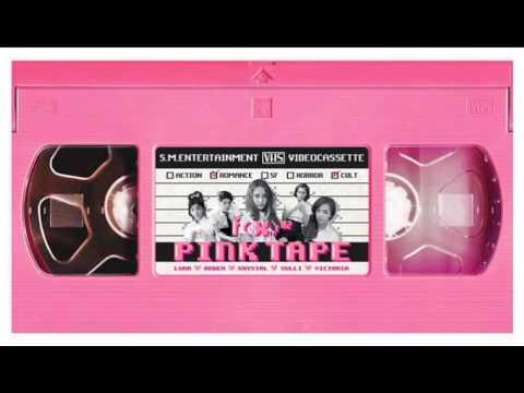 f(x) - Pink Tape 02 - (그림자; Shadow)