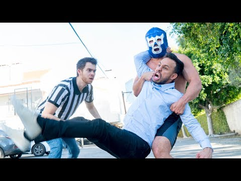 Best Excuse Ever   Anwar Jibawi & Ric Flair