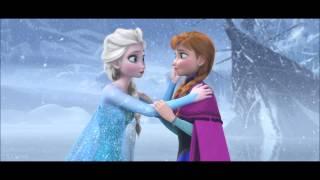 Frozen- Anna Saves Elsa Clip (HD)
