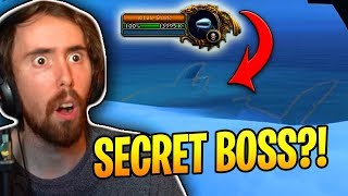 Asmongold Tries To GLITCH Out Of Map & Finds SECRET BOSS! (Blizzard STOPS Him!)