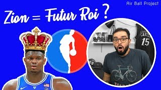 👑ZION WILLIAMSON PEUT-IL RÉGNER SUR LA NBA DU FUTUR ?👑