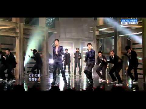 110320 TVXQ_Before U Go@ SBS Inkigayo