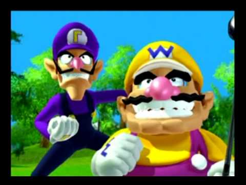 Mario Golf Toadstool Tour Tas