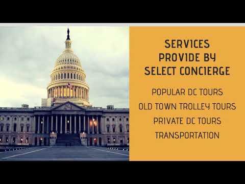 Concierge Services in DC