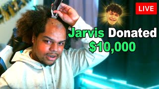 Donating $10,000 If Streamers Shave Their Head