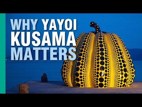 Why Yayoi Kusama Matters Now More Than Ever #InfiniteKusama | ARTiculations