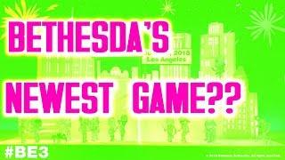 BETHESDA NEW GAME ANNOUNCEMENT IMMINENT??  BETHESDA RUMORS 2018