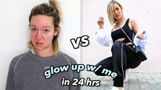 How to Glow Up in 24 Hours!! *epic transformation