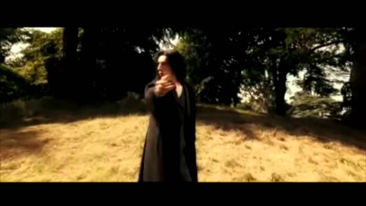 HBP Snape's Worst Memory EXTENDEDll Lily's Scene ll ...Young James Potter Scene