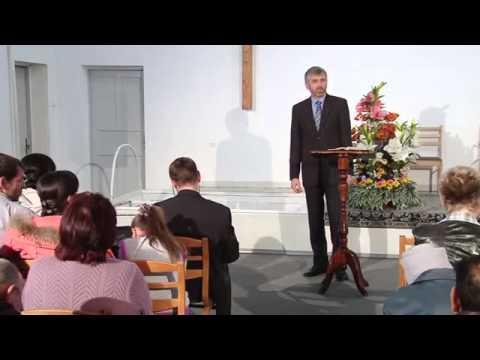 Нагорная проповедь Иисуса Христа(7) - Лисичный А.