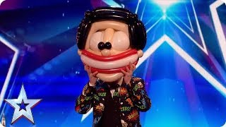A NEW GUINNESS WORLD RECORD?!   Britain's Got Talent