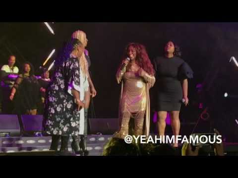 Chaka Khan , Jazmine Sullivan , Mary J. Blige , Lala Hathaway & Ari Lennox