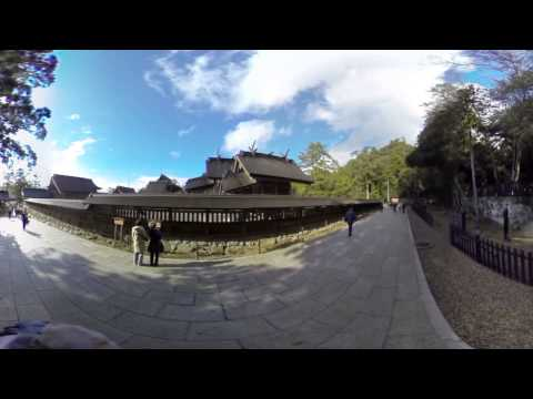 3D360Izumo Shrine004 OU injected by inouek3D