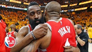 Rockets should only focus on keeping James Harden and PJ Tucker - Kendrick Perkins | Hoop Streams