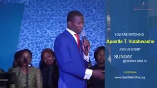 National Prophecy September 2018 By Prophet I Ukama - ALRMI