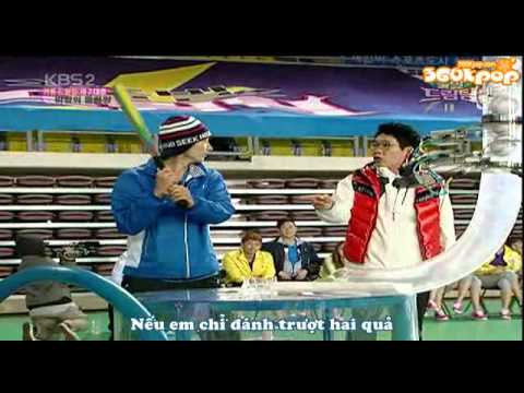 [Full Show] Dream Team Ep 28 {After School,Minho,Junho,EunHyuk,..} (Vietsub)