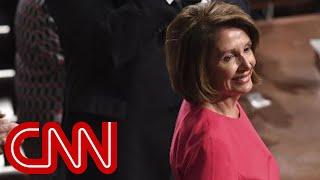 Bash: Vindication for Nancy Pelosi after being elected House speaker