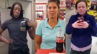 Craziest Customers Caught On Camera Causing Chaos #9