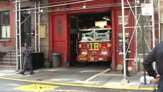 FDNY Manhattan Firehouse's