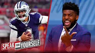 Cowboys are facing a must-win game against Chargers — Acho | NFL | SPEAK FOR YOURSELF