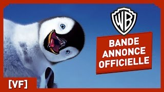 Happy feet :  bande-annonce VF