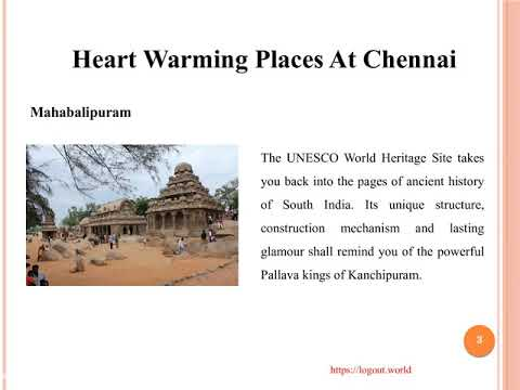 Heart Warming Places At Chennai | Amazing Tourist Places & Travel Groups | Logout World