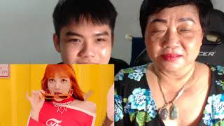 [Reaction] Blackpink - as if it's your last Lần đầu Mẹ Bảo nghe Kpop=))