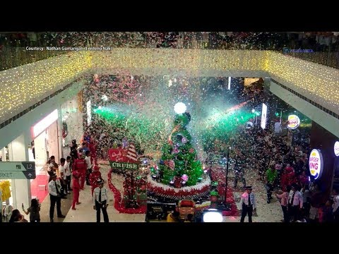 SM Center Tuguegarao Downtown Christmas Centerpiece Grand Launch