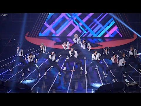 161116 세븐틴 (SEVENTEEN) - Very NICE (아주 NICE) [전체] 직캠 Fancam (Asia Artist Awards ) by Mera