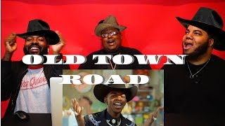 Lil Nas X - Old Town Road (Official Movie) ft. Billy Ray Cyrus - REACTION