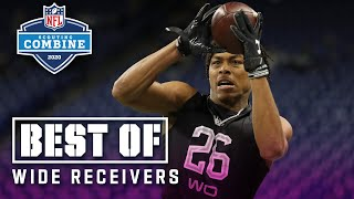 Best of Wide Receiver Workouts at the 2020 NFL Scouting Combine