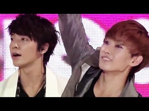 Super Junior - Superman, Mr Simple, Sorry Sorry, YouTube Presents MBC K-pop concert 20120521