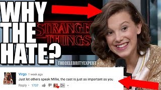 Millie Bobby Brown - Why People Hate Her So Much? - Stranger Things 2018