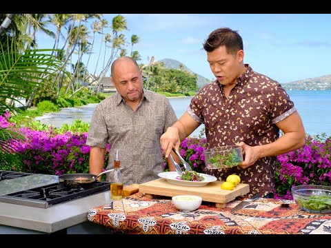 Cooking Hawaiian Style Episode 711 with Chef Will Chen