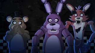 FIVE NIGHTS AT FREDDY'S! Animated Adventure