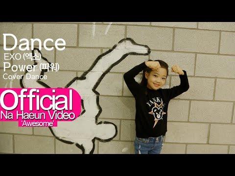나하은 (Na Haeun) - 엑소 (EXO) - 파워 (Power) 댄스커버