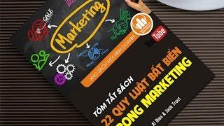 22 Quy luật bất biến trong marketing - Kho sách nói kinh doanh
