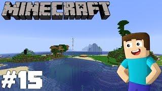 Mining & Enchanting - Minecraft timelapse 1.14 - Survival island V - Episode 15