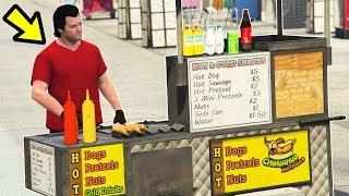 GTA 5 - Working a REAL JOB in Los Santos! (Reality Mod)