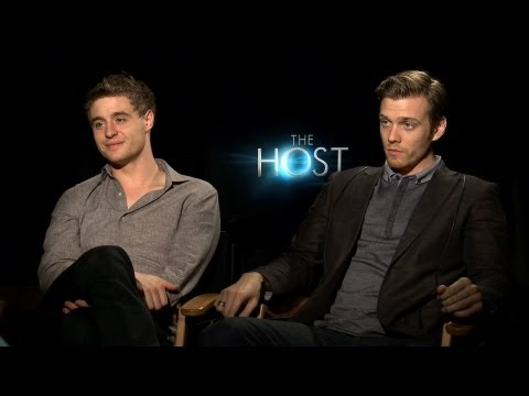 'The Host' Max Irons & Jake Abel Interview