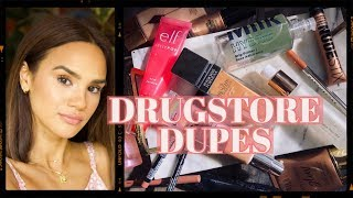 Drugstore Dupes For Luxury Makeup | Dacey Cash