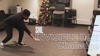 SNL Invisible Box Challenge