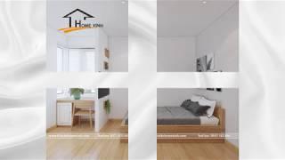 Tổng hợp những mẫu thiết kế nội thất chung cư đẹp và ấn tượng nhất (Phần 3)